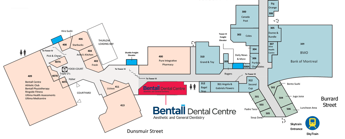 Visit us at Bentall Dental Today!