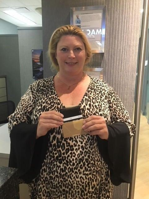 Emma - August winner