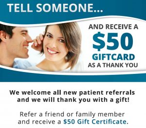 Our Patient Referral Gift Program